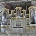 Die Dittus Orgel in Thamsbrück (St. Georg)